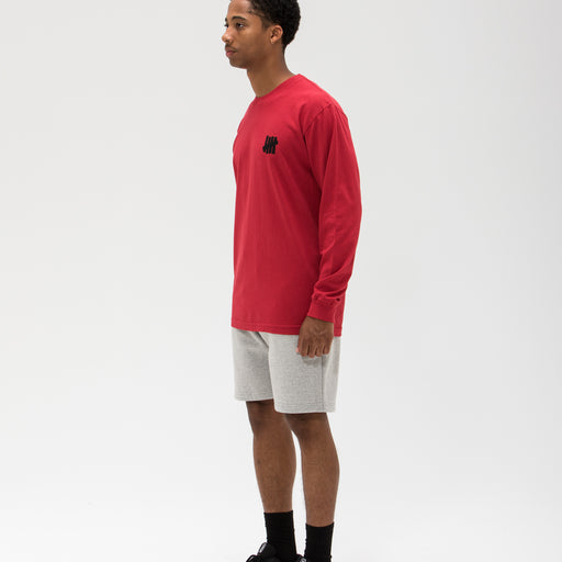 UNDEFEATED ICON L/S TEE Image 18