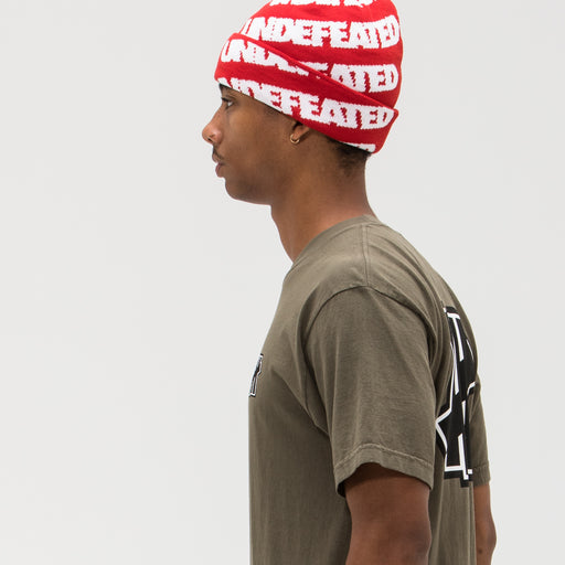 UNDEFEATED REPEAT BEANIE Image 14