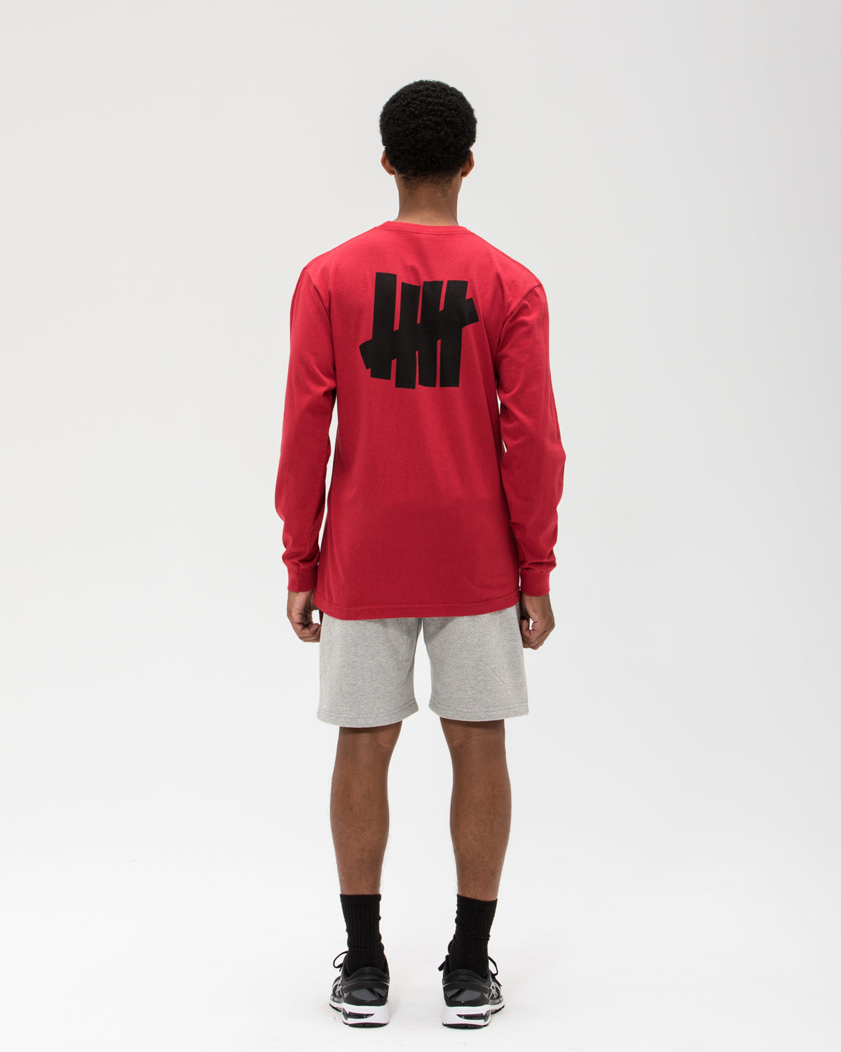 UNDEFEATED ICON L/S TEE