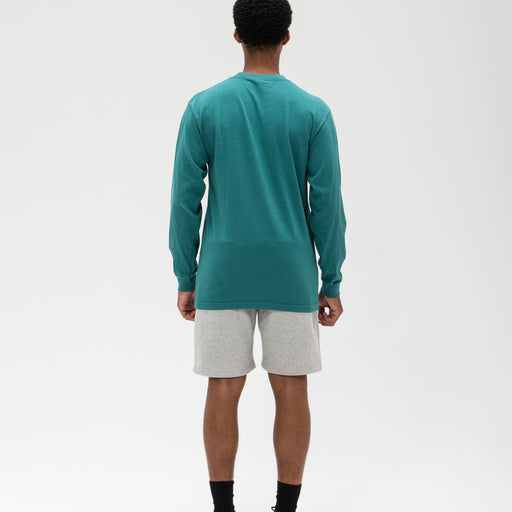 UNDEFEATED GRADIENT LOGO L/S TEE Image 24