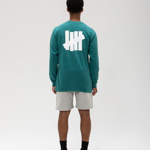 UNDEFEATED ICON L/S TEE Image 24