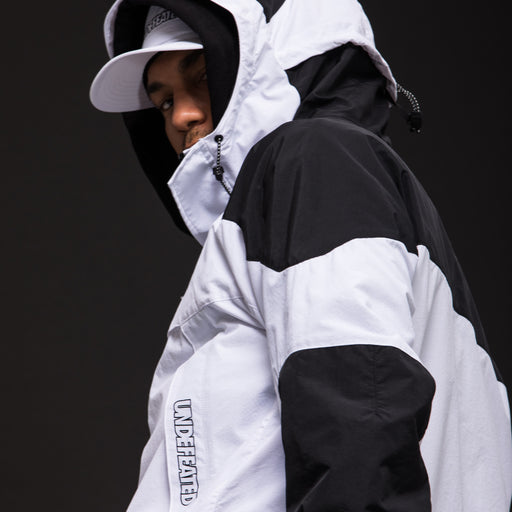 UNDEFEATED HOODED COLORBLOCK JACKET Image 12