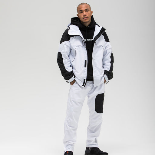 UNDEFEATED HOODED COLORBLOCK JACKET Image 14