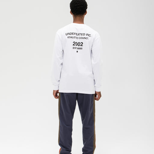 UNDEFEATED ATHLETIC COUNCIL L/S TEE Image 28