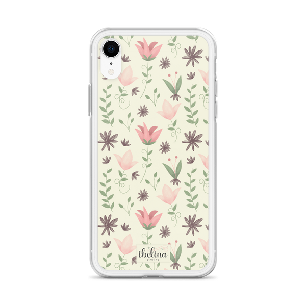 Funda de móvil era iPhone Soft Spring de Ibelina Pirulina