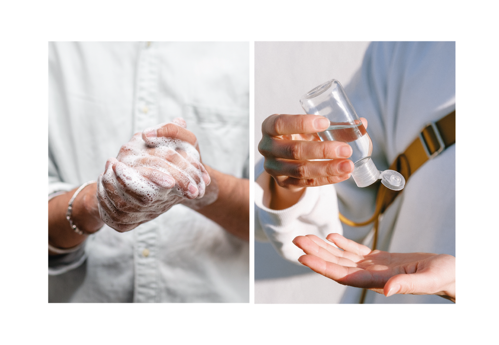 How does hand sanitiser stack up against hand washing when it comes to COVID-19?