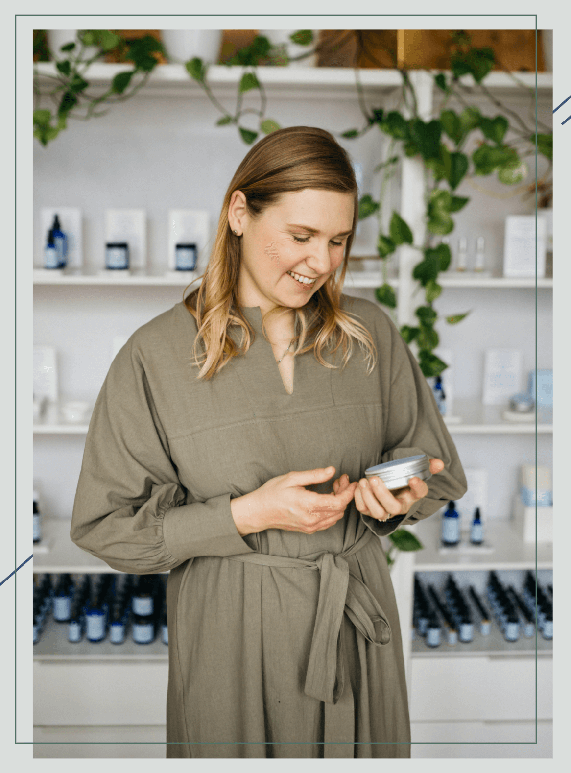 Province-Apothecary-Founder-Julie-Clark-Holding-Fondly-The-Product-That-Started-It-All-The-Healing-Eczema-Balm