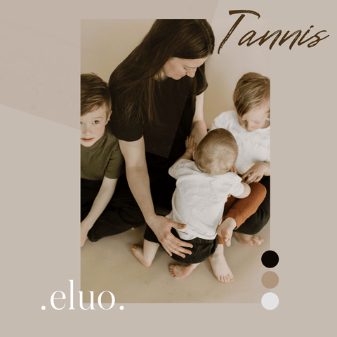 Tannis-Marshall-Founder-Eluo-Beauty-With-Her-Three-Sons-Terra-Collective-Funder-Highlight-Blog