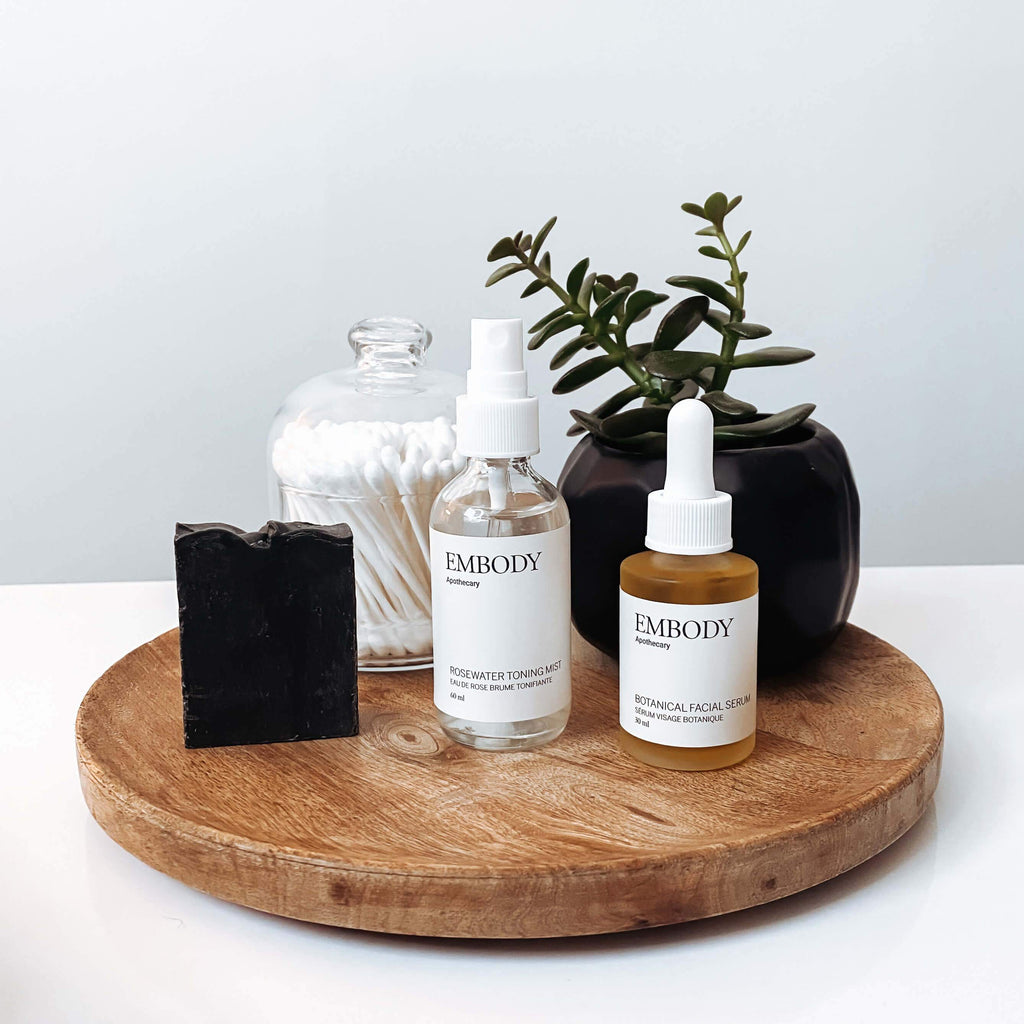 Embody Apothecary Essential Bundle Lifestyle Terra Collective