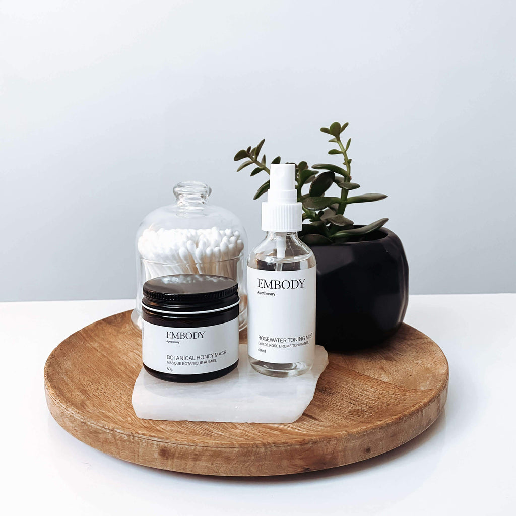 Embody Apothecary Mask and Tone Facial Bundle Lifestyle Terra Collective