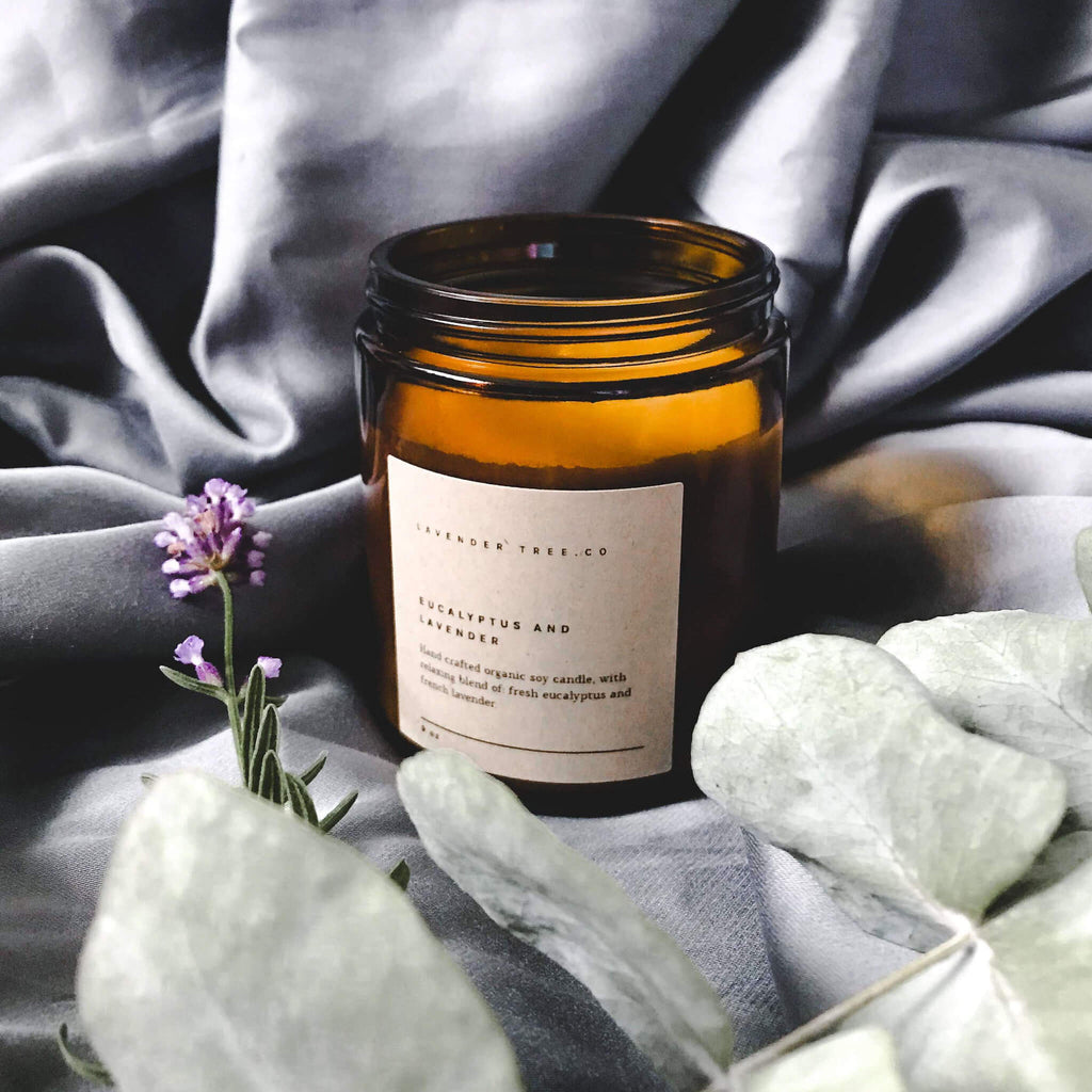 Lavender Tree Co Eucalyptus and Lavender Lifestyle Terra Collective