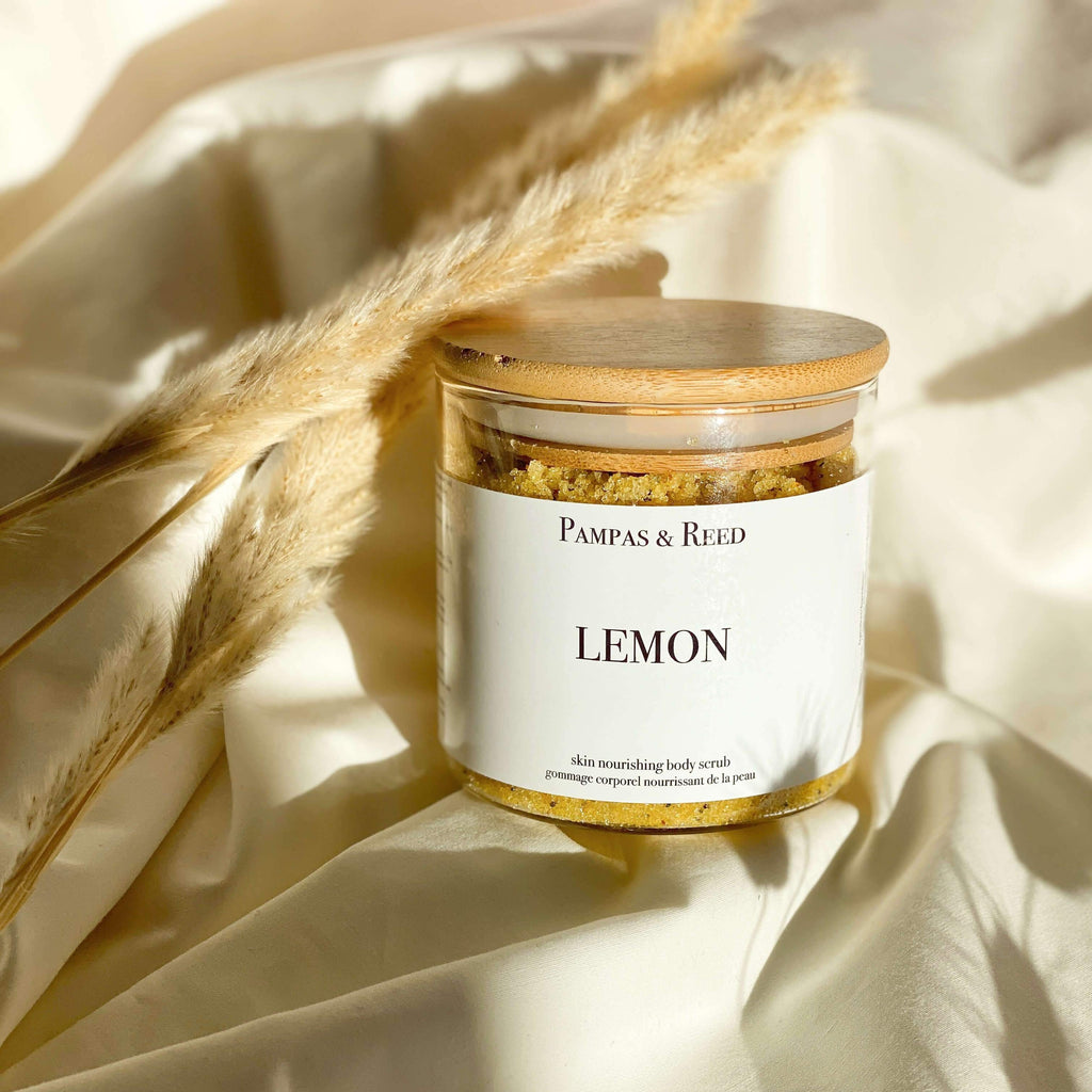 Pampas&Reed-Body-Scrub-Lemon-Terra-Collective