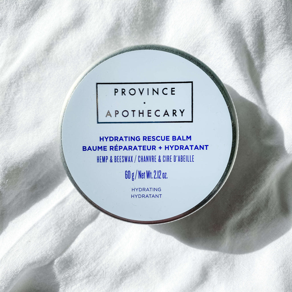 Province Apothecary Hydrating Rescue Balm Lifestyle Terra Collective