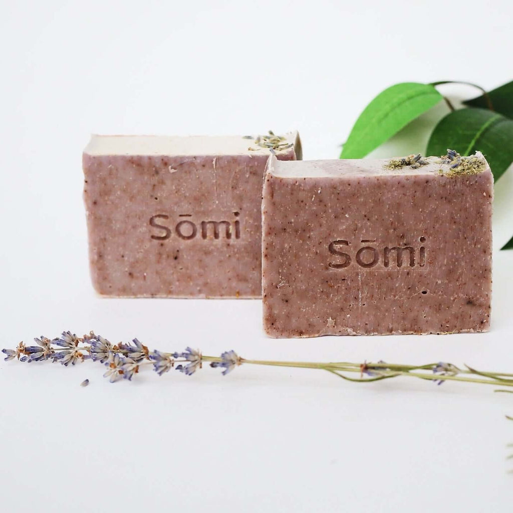 Somi-Lavender-Soap-Bar-Duo-Lifestyle-Shot-Terra-Collective
