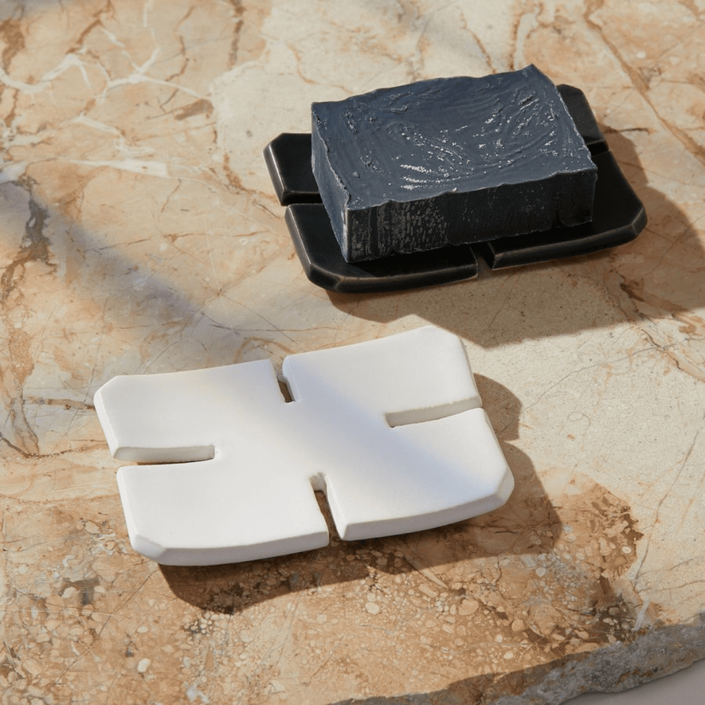 The-Good-Bar-Ceramic-Soap-Dish-Lifestyle-Terra-Collective