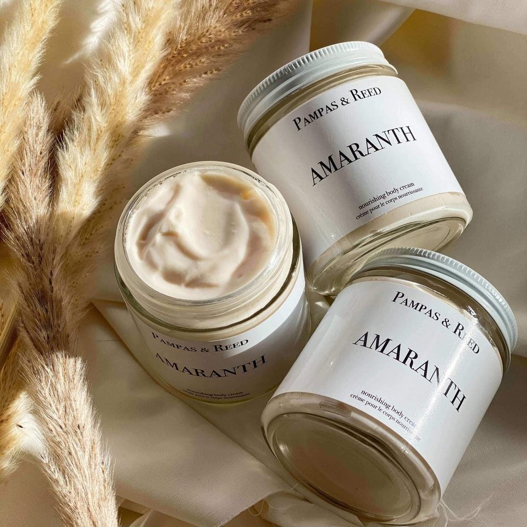 Terra Collective - Amaranth Body Cream - Pampas & Reed