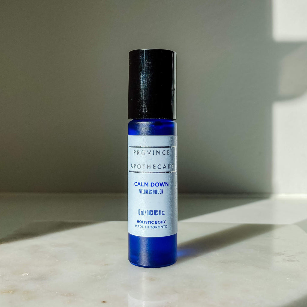 Terra Collective - Calm Down Wellness Roll-On - Province Apothecary