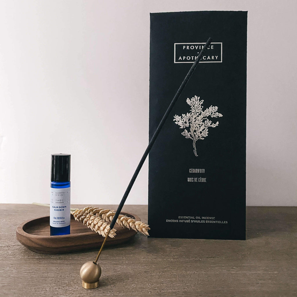 Terra Collective - Calming + Grounding Bundle - Province Apothecary