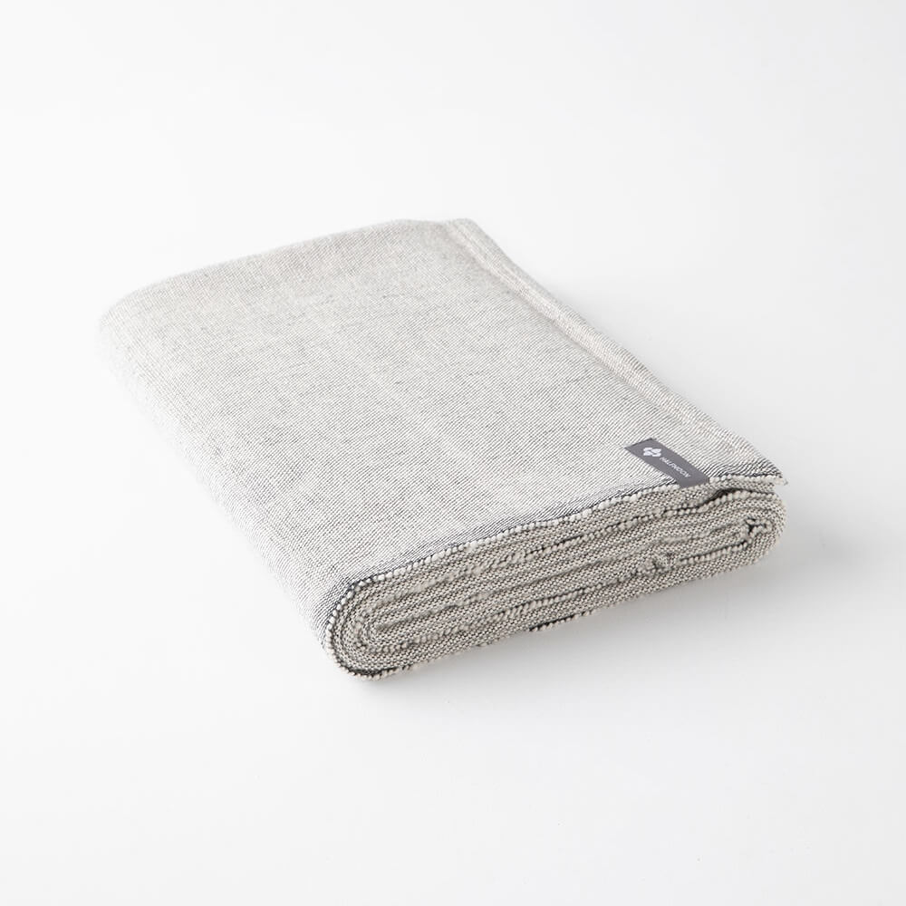 Terra Collective - Classic Cotton Yoga Blanket - Halfmoon