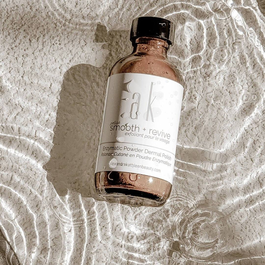 Terra Collective - Smooth + Revive Enzymatic Dermal Polish - Alexandra Kathleen Beauty