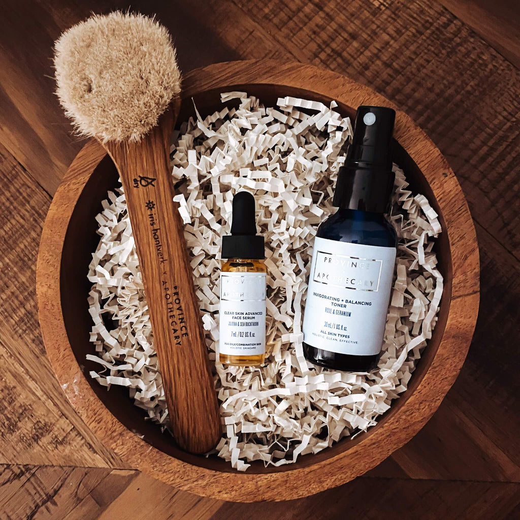 Terra Collective - The Detoxifying Bundle - Province Apothecary