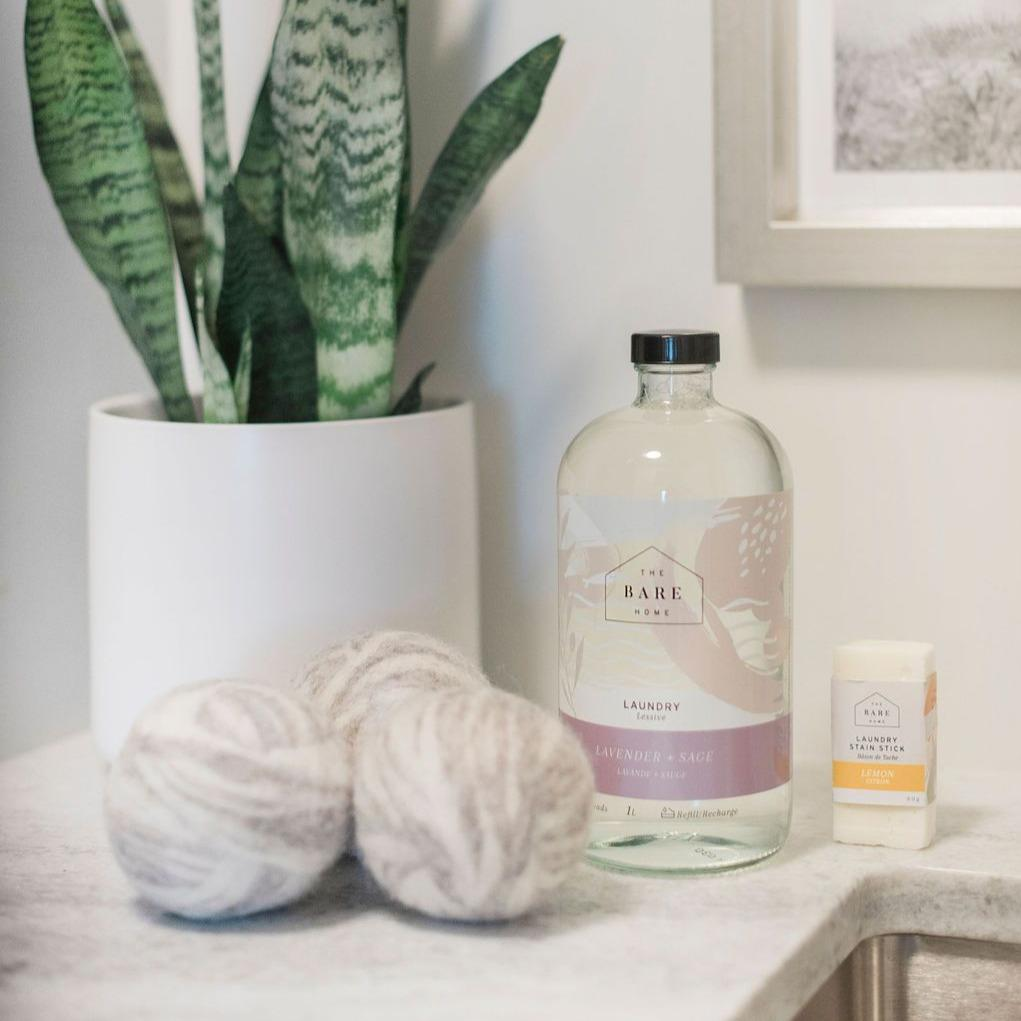 Terra Collective - The Laundry Essentials Kit - The Bare Home