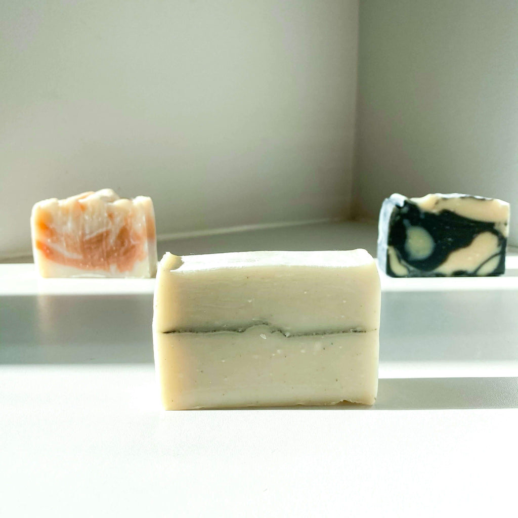 Terra Collective - The Trio | Natural Soap Bundle - The Good Bar