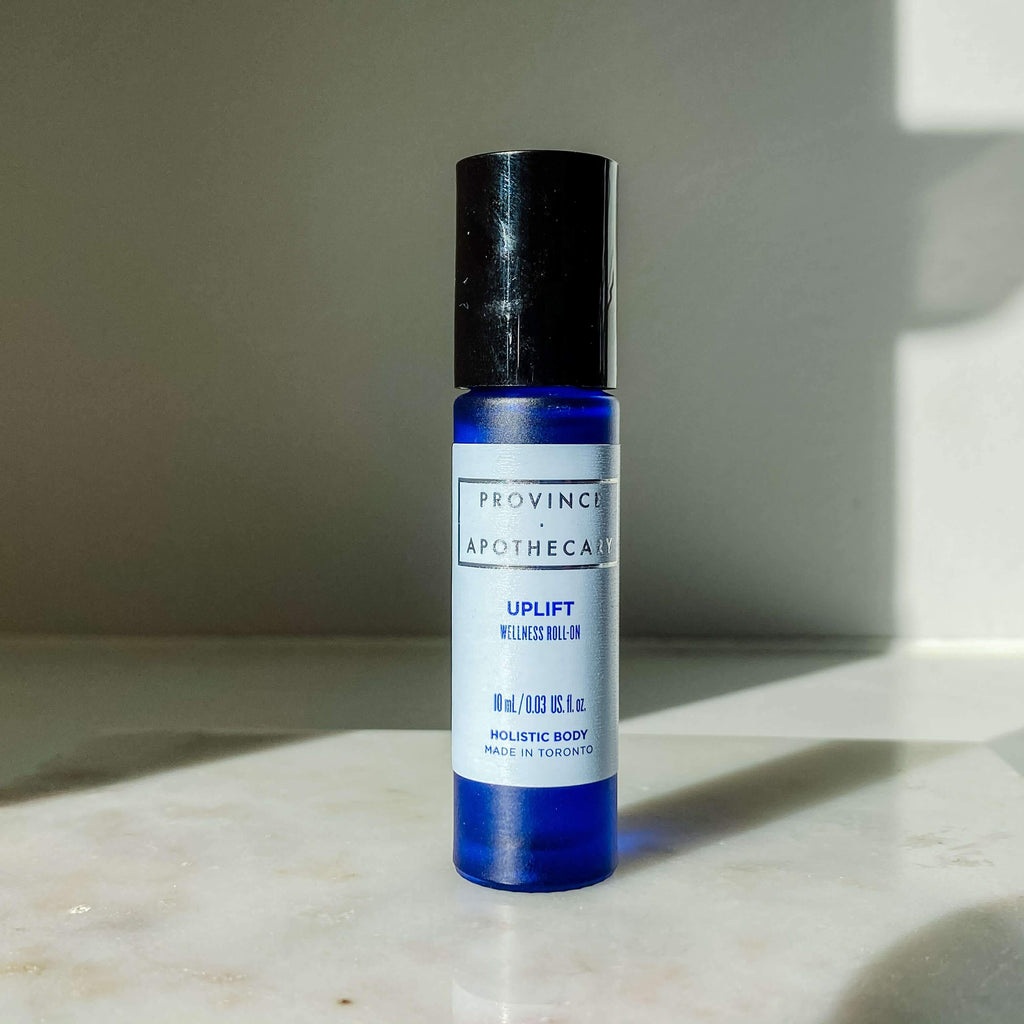 Terra Collective - Uplift Wellness Roll-On - Province Apothecary