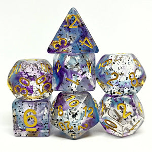 Ashengale Polyhedral Dice Set - Arcana Vault