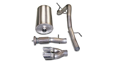 CORSA 14242 Sports-Single Rear Exit Exhaust System
