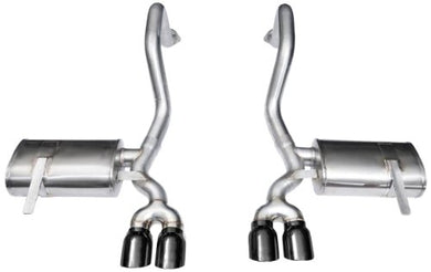 CORSA 14132BLK Axle-Back Exhaust System