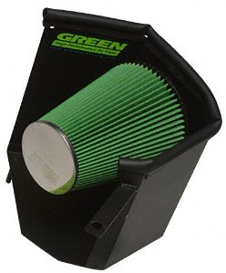 Green Filter 2554 High Performance Cold Air Intake