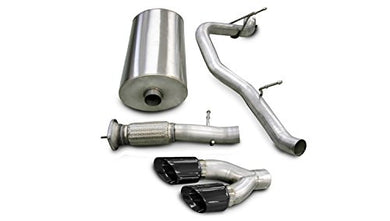CORSA 14219BLK Cat-Back Exhaust System
