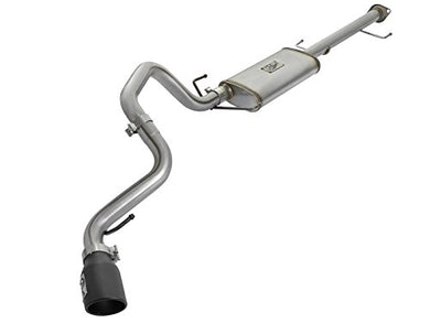 aFe Power 49-46027-B MACH Force-Xp Performance Exhaust Sytem (forToyota cat-Back, 2-1/2