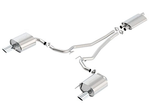 Borla 1014039 Touring Cat-Back Exhaust System