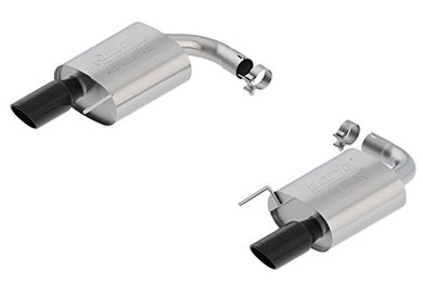 BORLA 11895BC ATAK Axle-Back Exhaust System