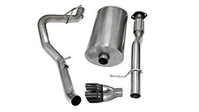 CORSA 14247BLK Cat-Back Exhaust System