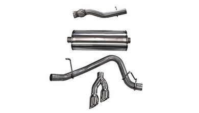 Corsa 14749 Cat Back Exhaust (GMC Yukon XL Denali XL)