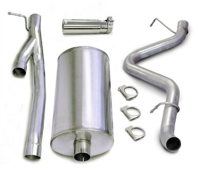 CORSA 24296 Stainless Steel Single Side Exit Cat-Back Exhaust System Kit