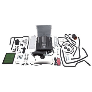 Edelbrock 1578 E-Force Supercharger Kit for GM Truck and SUV GMT900 with Chassis Gen IV Cathedral Port 4.8L/5.3L/6.0L Engines