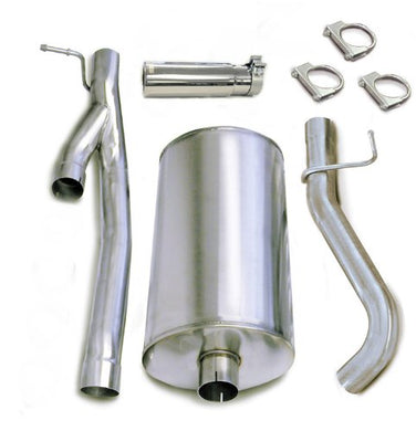 CORSA 24292 Stainless Steel Single Side Exit Cat-Back Exhaust System Kit