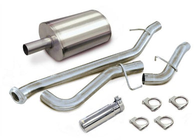 CORSA 24261 db Cat-Back Exhaust System for 02-06 Silverado Sierra