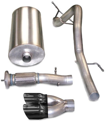 CORSA 14243BLK Cat-Back Exhaust System