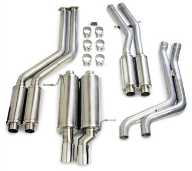CORSA 14551 Cat-Back Exhaust System for BMW E46 330/328/325