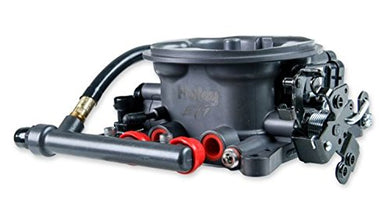 Holley 534-228 Terminator EFI TBI System 4 bbl. 950 cfm 1.750 in. Throttle Bore w/o Harness/Injectors Hard Core Gray Terminator EFI TBI System