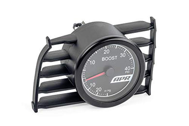 APR MS100147 Boost Guage Kit, Red MQB