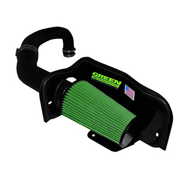 Green Filter 2567 Air Intake System