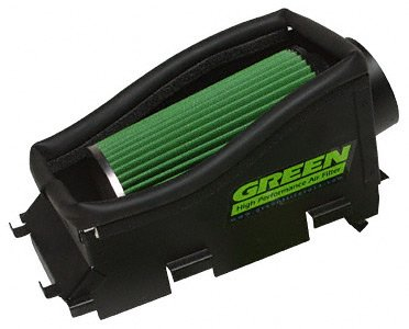 Green Filter 2550 High Performance Cold Air Intake