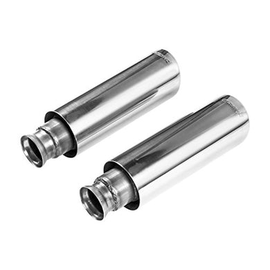Flowmaster 15356 Exhaust Tip, 2 Pack