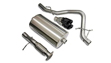 CORSA 14207BLK Cat-Back Exhaust System